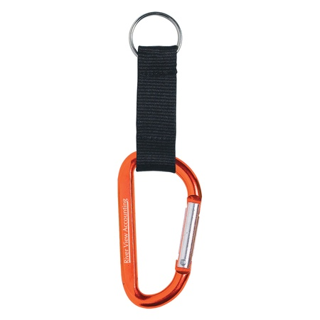 Customized 6MM Carabiners