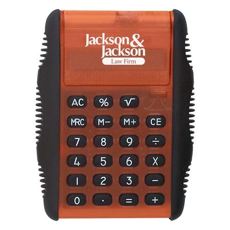 Customized Flip Calculators