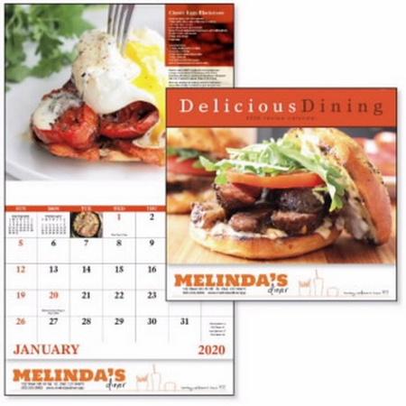 Delicious Dining Calendar - 2020