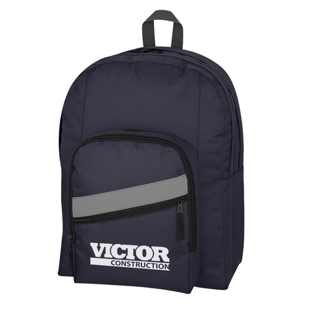 Deluxe Academic Backpack with Imprint