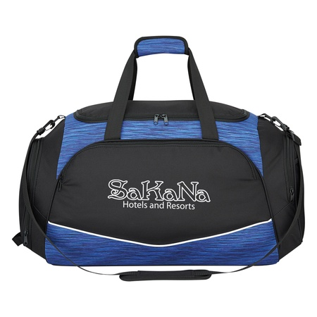 Custom Deluxe Athletic Duffel Bags