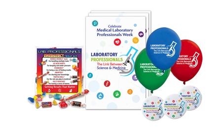 Deluxe Medical Lab Week Celebration Pack