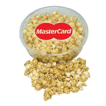 Designer Caramel Popcorn Tray