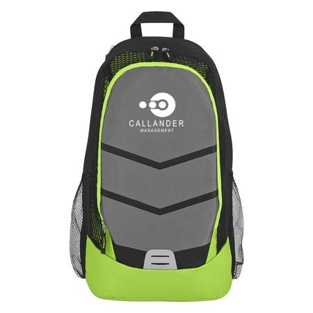 Diamond Lattice Accent Custom Backpacks