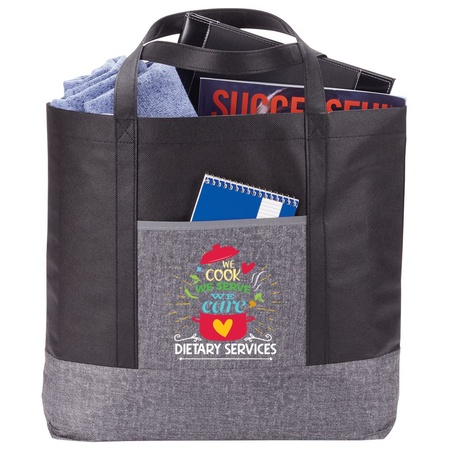 Dietary Services Appreciation Tote Bag Gifts