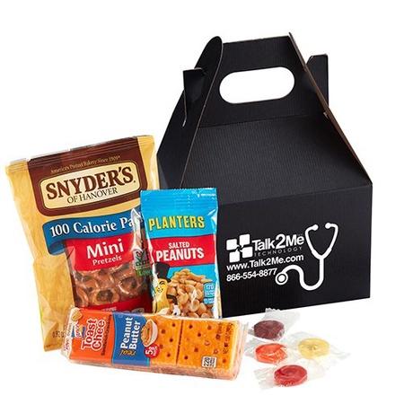 Custom Doctors Bag of Treats