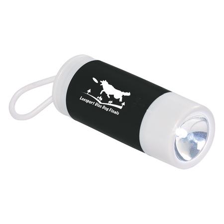 Promotional Dog Bag Dispenser with Light