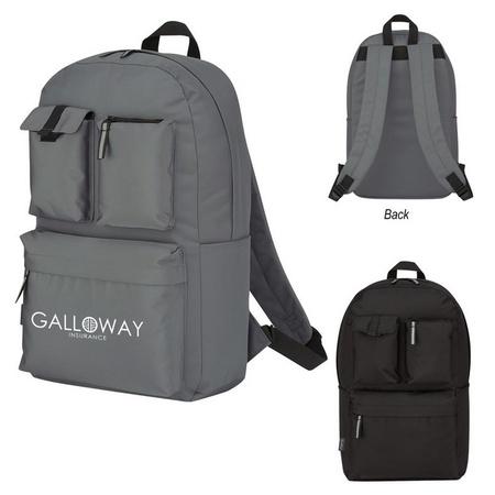 Drift Nylon Custom Backpack