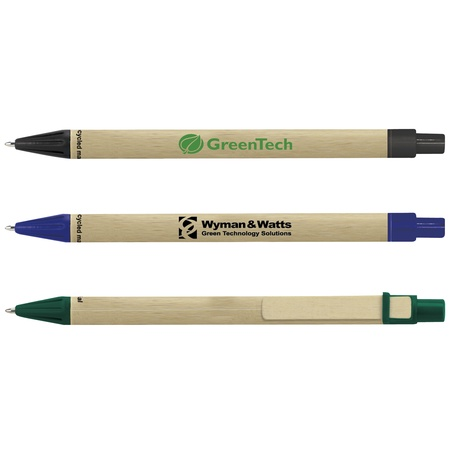 ECOL Recycled Pen with Custom Imprint