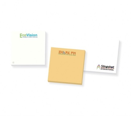 "Ecolutions Sticky Note from Bic - 25 sheets 3"" x 3"""