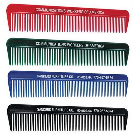 Custom Economy Hair Combs