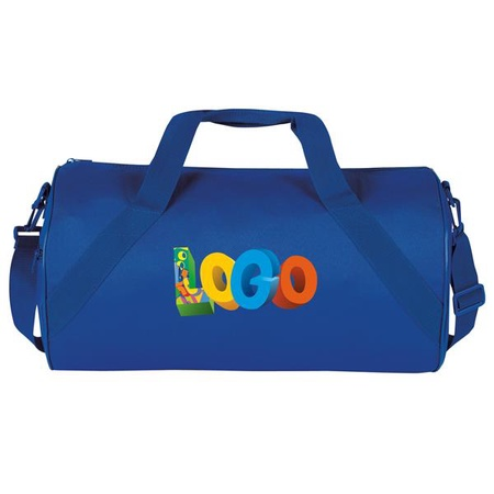 Economy Roll Duffel with Custom Printing