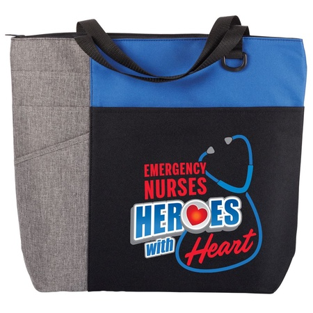 Emergency Nurses Staff Appreciation Gift Tote Bags
