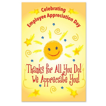 Employee Appreciation Day Posters