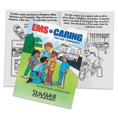EMS: Caring For Our Community Activities Book