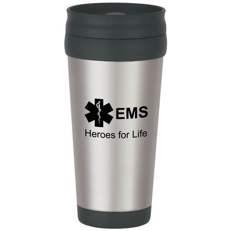 EMS Heroes Stainless Steel Tumbler Gift