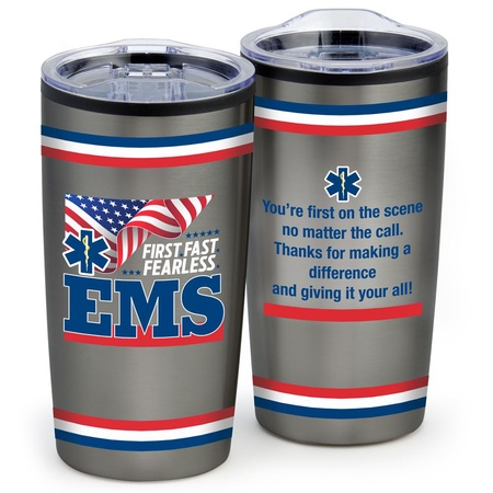 EMS Stainless Steel Tumbler Gift