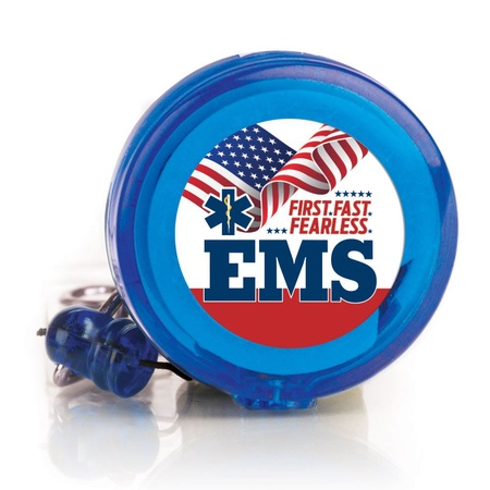 EMS Week 2021 Theme Retractable Badge Holders