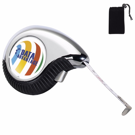 Ergonomic Teardrop Tape Measure - 10'