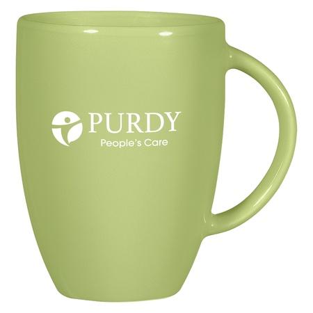 12 oz. Europa Promotional Mugs