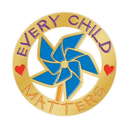 Every Child Matters Lapel Pins