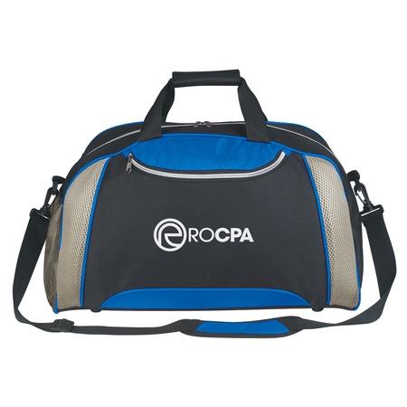 Excel Custom Duffel Bags