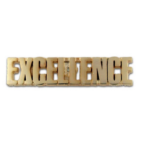Excellence Lapel Pins