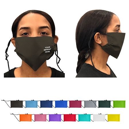 Non-Woven Face Mask with Custom Imprint