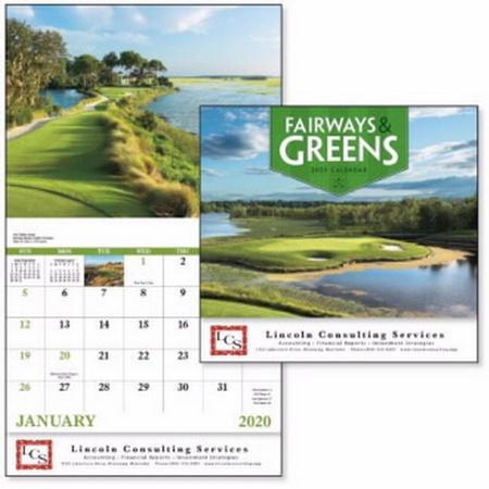 Fairways & Greens Calendar - 2020