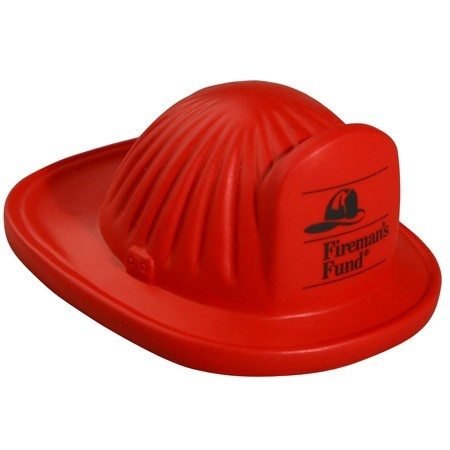Personalized Fire Helmet Stress Balls
