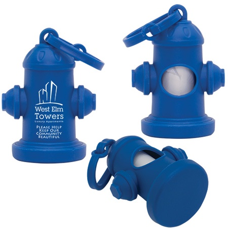 Fire Hydrant Waste Bag Dispenser