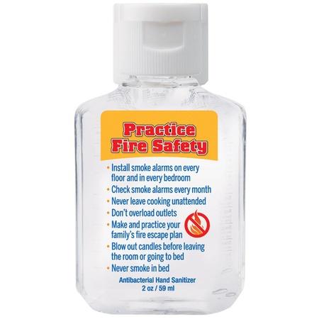 Fire Safety 2 oz. Hand Sanitizer