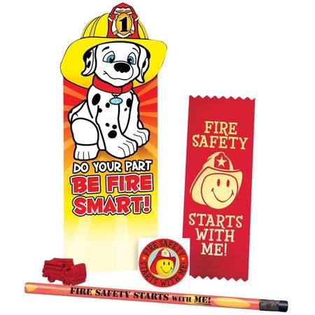Fire Safety Fun Kits
