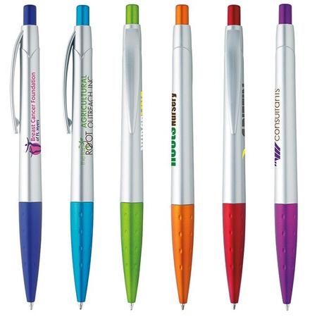 Custom Flav Silver Pens