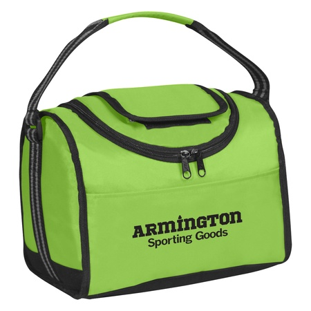 Imprinted Flip Flap Insulated Lunch Bags