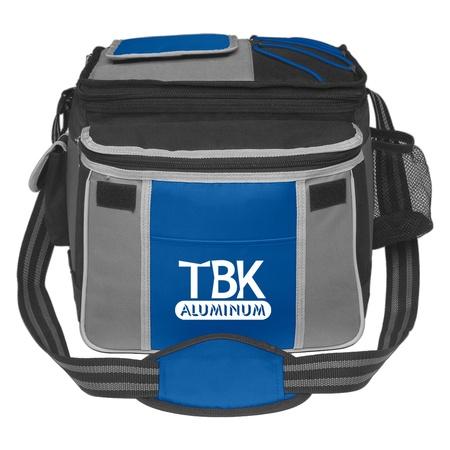 Flip-Top Logo Cooler Bags