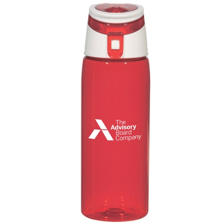 Custom Flip Top 24 oz. Sports Bottles
