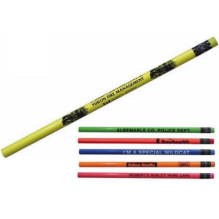 Personalized Fluorescent Pencils