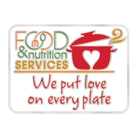 Food & Nutrition Services Staff Lapel Pins