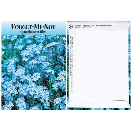 Forget Me Not Seed Packs