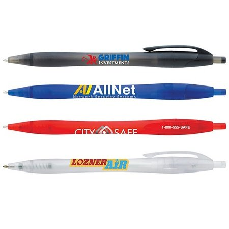 Frosted Dart Promotional Pen