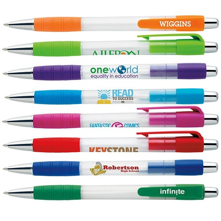 Frosted Element Promotional Pens