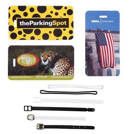 Full Color Luggage Tag