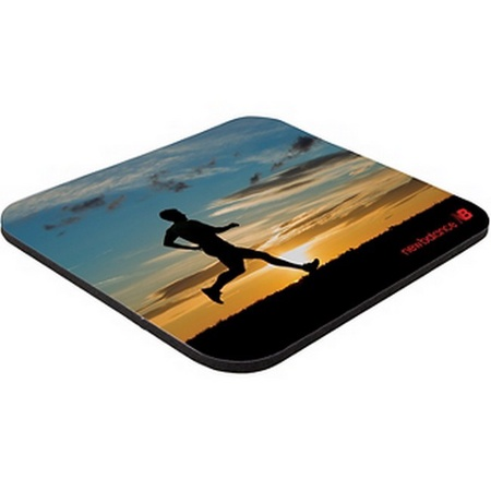 """Full Color Soft Mouse Pad - 7"""" x 8"""" x 1/8"""""""