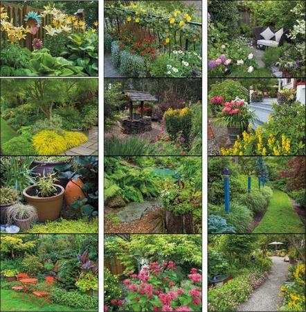 Garden Walk Calendar - 2020