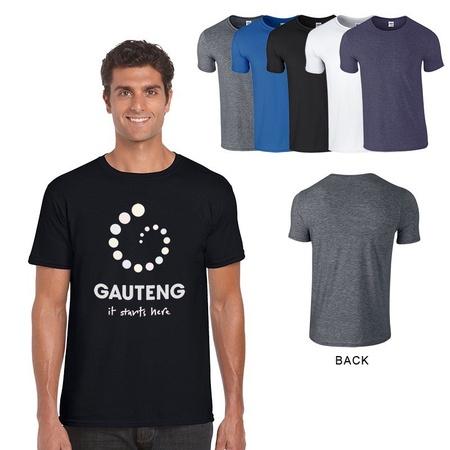 Gildan Softstyle Personalized Adult T-Shirt
