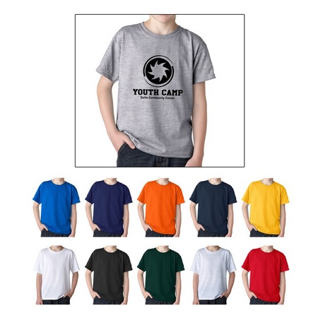 Gildan Youth DryBlend Custom T-Shirts