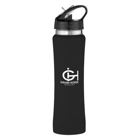 Custom 25 oz. Hampton Stainless Steel Bottles