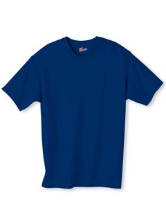 Hanes  Authentic Tagless T-shirt