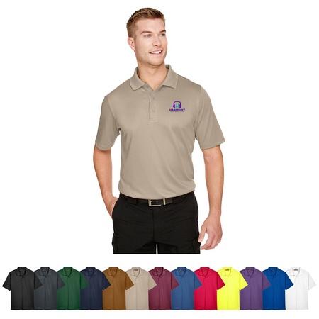 Harriton® Men's Advantage Personalized Polos
